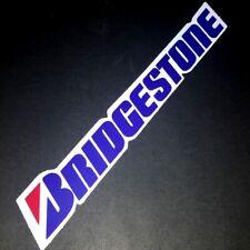 2X Bridgestone logo Jeep Ford Toyota Vinyl Sticker Decal Car Truck Offroad 4WD