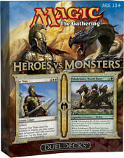 Heroes vs. Monsters Duel Deck (ENGLISH) FACTORY SEALED BRAND NEW MAGIC ABUGames