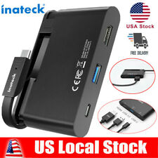 Inateck USB-C HUB Type C to 4K HDMI USB 3.0 Adapter for Windows 7/8/10 and OSX