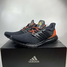 NEW adidas UltraBoost DNA Men's Running Shoes Black/Red FW4899 Multi Size 9-12