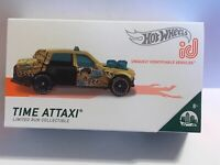 HOT WHEELS ID HW METRO 2019 TIME ATTAXI NEW IN SEALED BOX