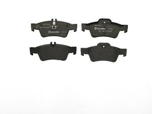 Brembo P50052 Rear Premium Semi Metallic Pads