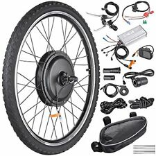 "26""x1.75"" Front Wheel Electric Bicycle Motor Kit 48V 1000W Powerful Motor ..."
