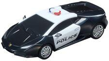 Carrera GO!!! Lamborghini Huracán LP 610-4, Police 1:43 analog slot car 64098