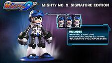 NEW Mighty No. Number 9: Signature Edition (Microsoft Xbox One, 2016)