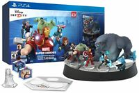 NEW PS4 Disney Infinity 2.0 Marvel Super Heroes Collector's Edition w Giant Base
