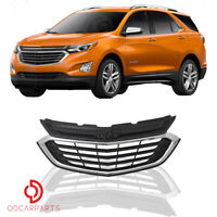 Fits 2018 2019 2020 Chevrolet Equinox Front Upper Grille Chrome Factory