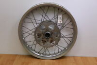 1974 YAMAHA TY250 TY 250 Trials Rear Wheel Rim Hub