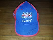 AJ Foyt Racing #14 ABC Supply Takuma Sato signed auto hat Indy 500 Champion!