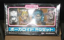 Nendoroid Petit: Vocaloid Racing Queen Set - Black Version (Good Smile Company)