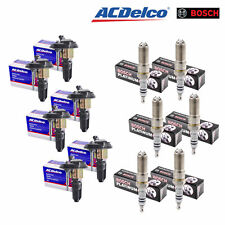 Set Of 6 BS-C1395 AcDelco Coils & 6 Bosch 4314 Spark Plugs
