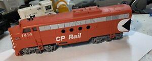 (HO) Bachmann EMD FP9A Diesel Canadian Pacific CP Rail #1414 Runs