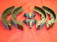 HOLDEN  RODEO 4WD  REAR BRAKE SHOE SET & PAIR OF WHEEL CYLINDERS 1980-1996