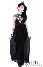 Restyle PENTAGRAM DRESS SIZE 3XL. nu-goth. Gothic Fashion. Abito Gotico.