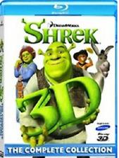 Shrek - 1-4 - Complete Boxset (Blu-ray, 2010, 4-Disc Set, Box Set)