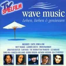 Wave Music-Leben, lieben & geniessen (2001) Earth, Wind & Fire, Toni Br.. [2 CD]