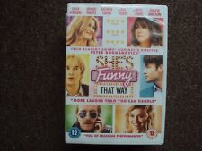SHE'S FUNNY THAT WAY DVD VGC