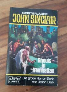 John Sinclair Taschenbuch 73 009---Ghouls in Manhattan