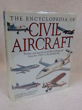 David Donald  THE ENCYCLOPEDIA OF  CIVIL AIRCRAFT 1999