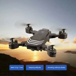 Mini Drone Selfie Video LS11RC Drone 4K Quadcopter Foldable WIFI More Fly Time