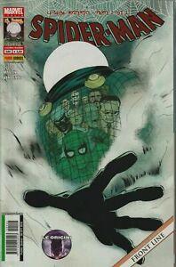 Marvel comics Italian ed SPIDER MAN # 544 LA SFIDA : MYSTERIO part 1 Panini 2010