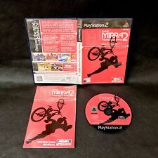 DAVE MIRRA 2 FREESTYLE BMX ORIGINAL BLACK LABEL SONY PLAYSTATION PS2 PAL