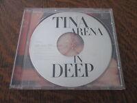 cd album TINA ARENA in deep
