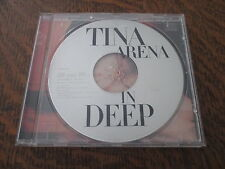 cd album TINA ARENA in deep