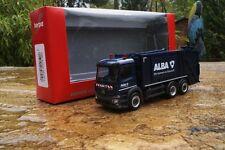 """Herpa Mercedes-Benz Antos Pressmüllwagen """"Alba""""   306966 1:87"""