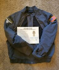 Stargate Atlantis Prop Screen Used Jacket And Patches W/ COA