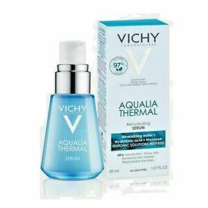 Vichy Aqualia Thermal Rehydrating Serum 30ml EXP: 01/23 New & Sealed Free Post