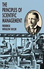The Principles of Scientific Management, Taylor, Frederick Winslow, 0486299880,