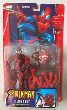 """6"""" Spiderman Classics Symbiotes CARNAGE Action Figure Marvel Legends BRAND NEW"""
