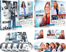 Grey's Anatomy Season 14 15 DVD Box Set  10 Disc Free Shipment New & Sealed USA