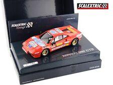 Coche Scalextric Ferrari 308 Zanini Viintage SCX Slot Car 1/32