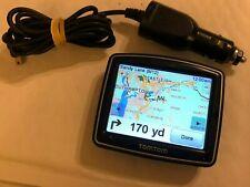 TomTom One Navegación Vía Satélite Sat Nav GPS 4EK0.001.01 GB Reino Unido e Irlanda Roi Mapas