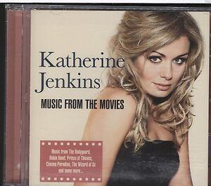 Katherine Jenkins Music From Movies cd
