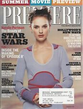 PREMIERE MAGAZINE~JUNE 2002~NATAILIE PORTMAN THE BEAUTY OF STAR WARS~MAGAZINE