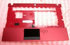New HP MINI 5102 5103 Red Touchpad Palmrest 598461-001 599290-001