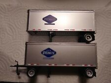 HERPA HO SCALE 1/87 TRACTOR TRAILERS