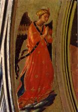 Fra Beato Angelico ≈Musician Angel c.1400's ≈Fresco DETAIL Christian POSTCARD