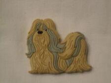 Magnet - motif chien   SHIH TZU