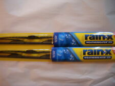 1 PAIR RAIN-X  WEATHERBEATER WIPER BLADES 26 IN