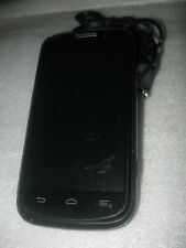 ZTE Awe N800 (Virgin Mobile) Android Cellular Smart Phone W/charger!