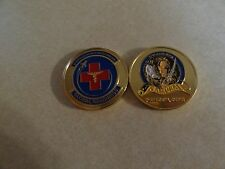 CHALLENGE COIN 374TH AEROSPACE MEDICINE SQUADRON GLOBAL READINESS SAMURAI JAPAN