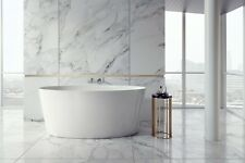 """British Baths"" Buttermere Gloss Finish Natural Stone Freestanding Bath -"
