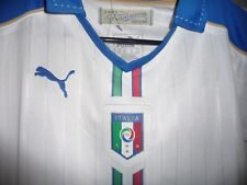 PUMA 2016 KIDS YOUTH ITALY AWAY JERSEY ITALIA  US SIZE LARGE