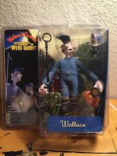 2005 WALLACE WALLACE AND GROMIT THE CURSE OF THE WERE-RABBIT MCFARLANE Figure