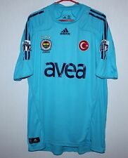 Fenerbahce Turkey third shirt 07/08 Adidas Size L