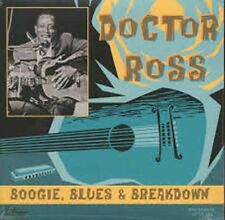 "Killer Blues Bop 10"" - Doctor Ross - Boogie, Blues & Breakdown - Minigroove LP"